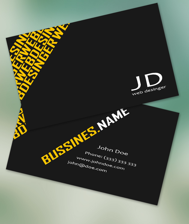Modern Business Cards by Freshbusinesscards on DeviantArt