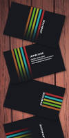 Business Card Set by Freshbusinesscards