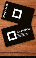 PSD Business Card by Freshbusinesscards