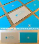 Premium Minimal Business Card