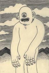 Cyclops by Teagle