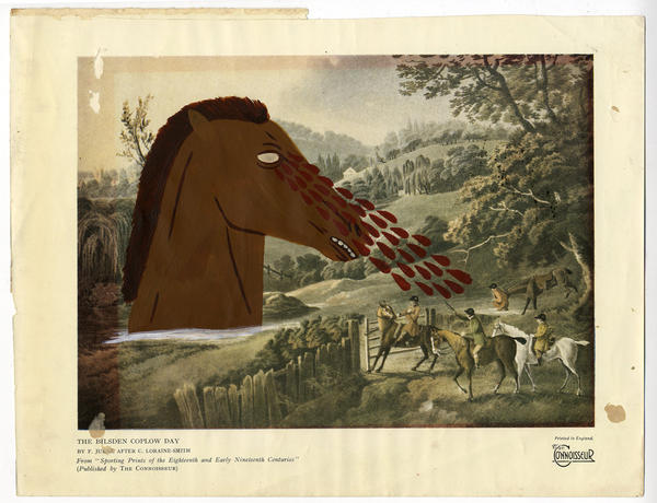 Horse by Teagle