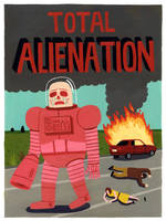 Total Alienation by Teagle