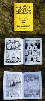 Dick Williams- A 24 hour comic