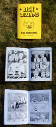 Dick Williams- A 24 hour comic by Teagle