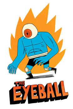 The Eyeball- Fight Villain