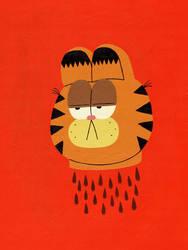 Garfield by Teagle