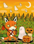 The Fox and the Pumpkin
