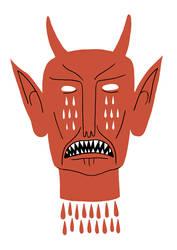Devil Head by Teagle
