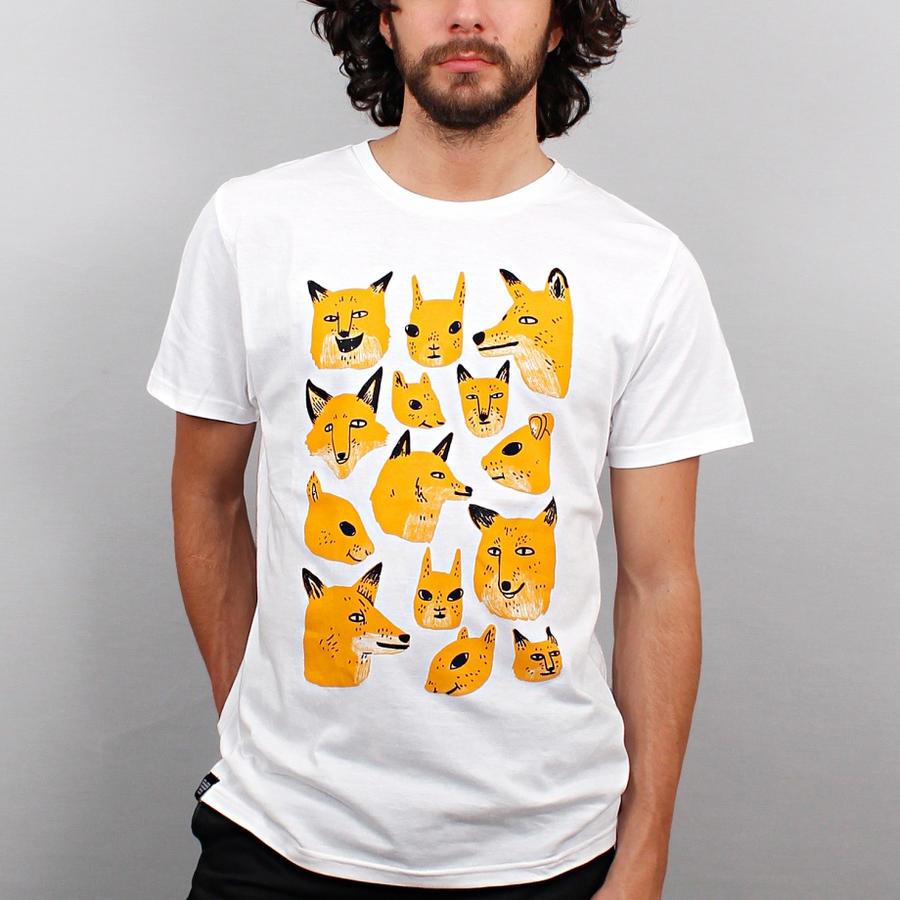 Foxes tshirt