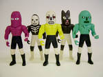 Wrestling Action Figures 2