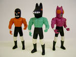 Wrestling Action Figures 5