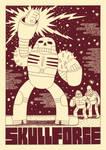 Skullforce Poster