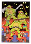 TURTLES FIGHTERS