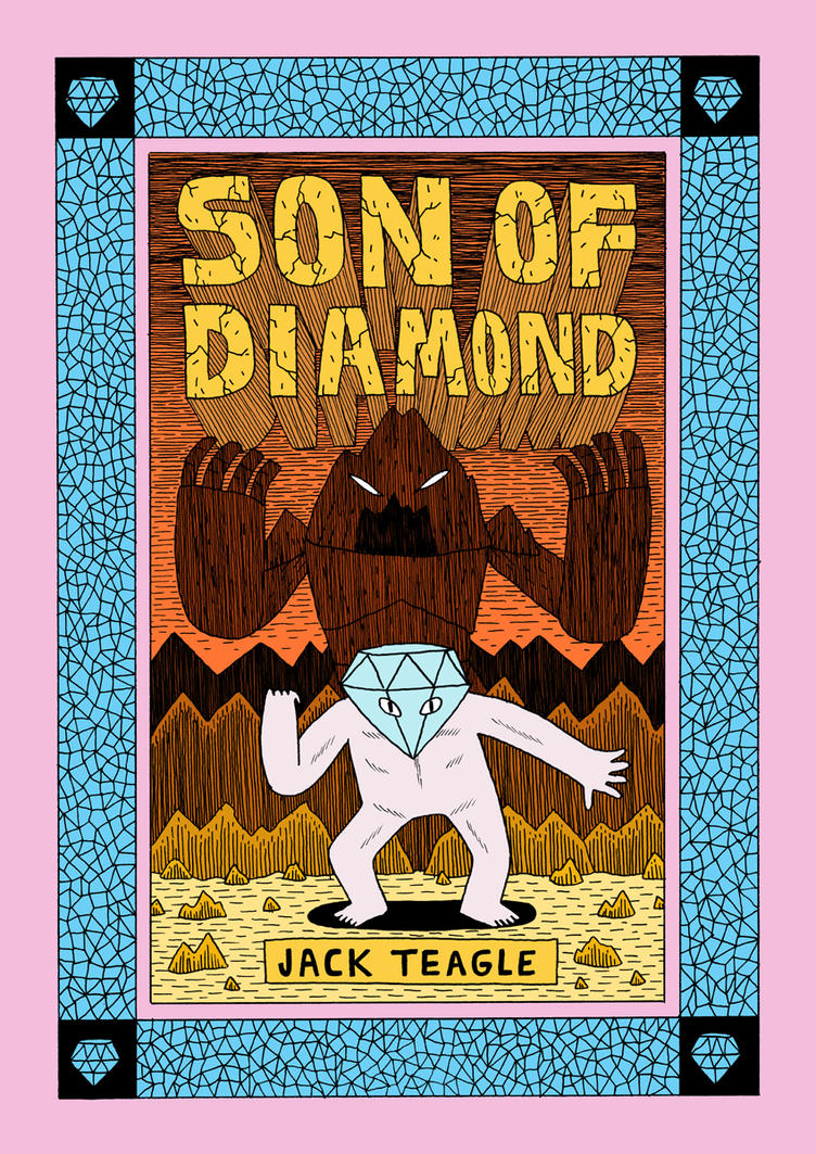 Son of Diamond Cover by Teagle
