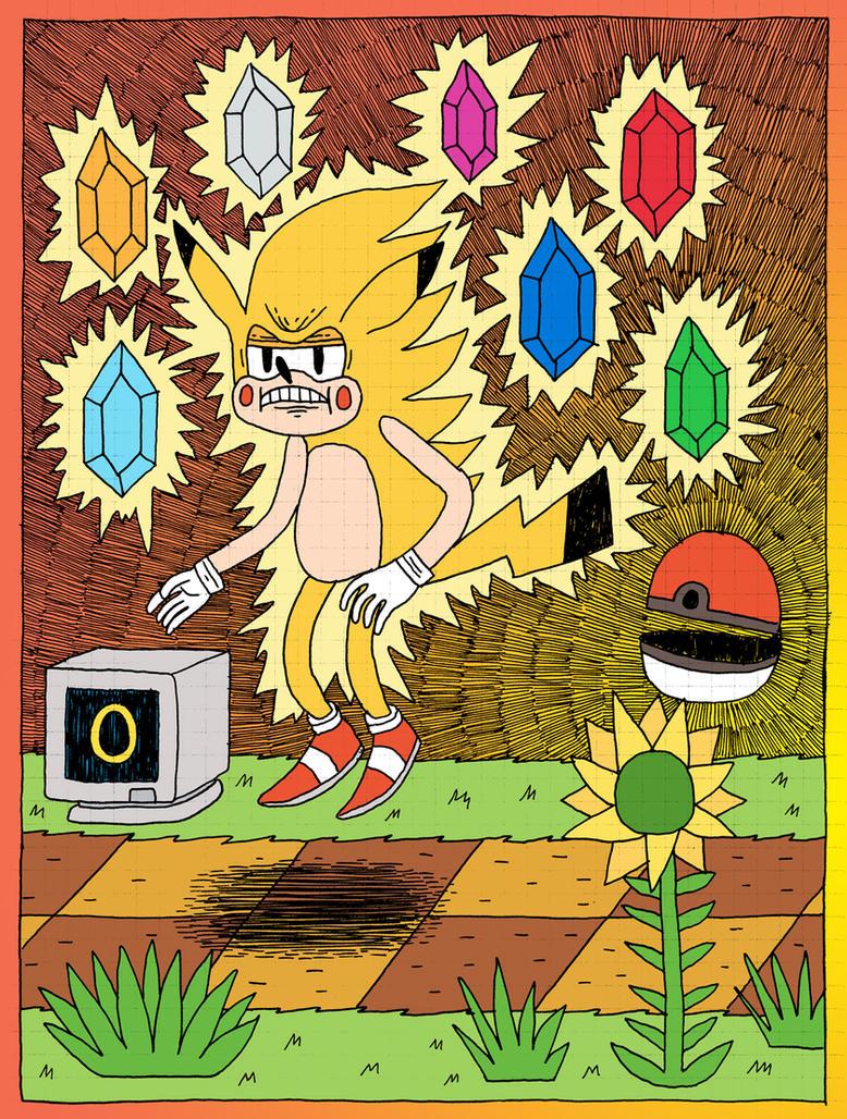 Sonichu by Teagle