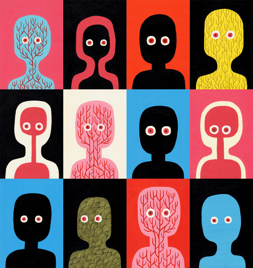Ghosts by Teagle