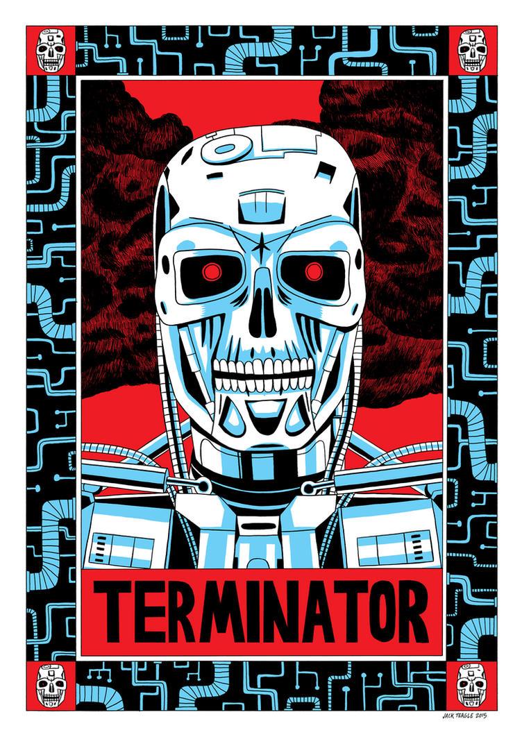 Terminator by Teagle