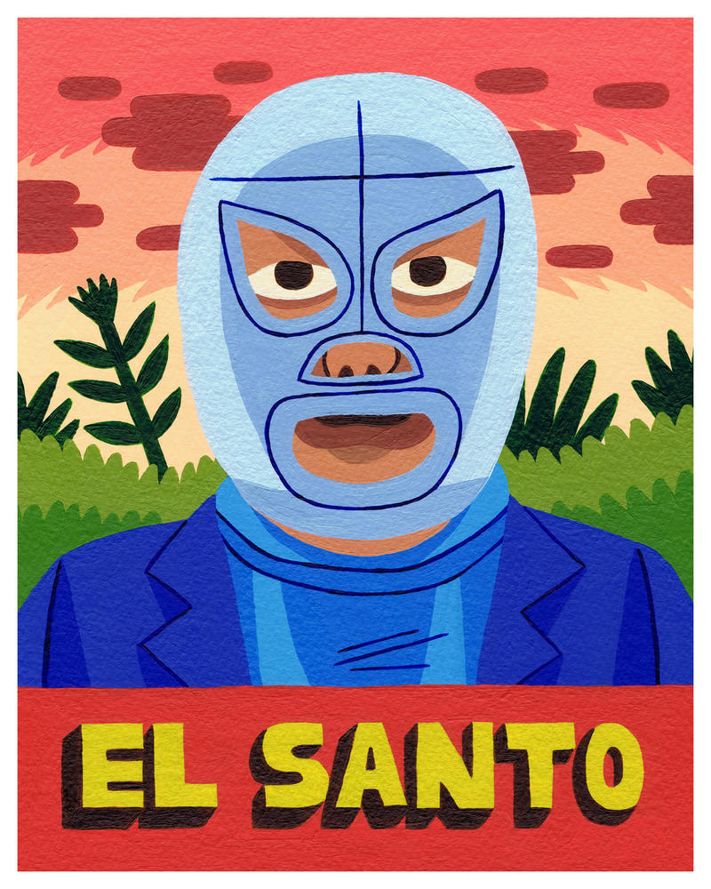 El Santo by Teagle