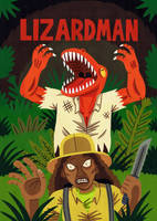 Lizardman by Teagle