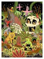 The Jungle by Teagle
