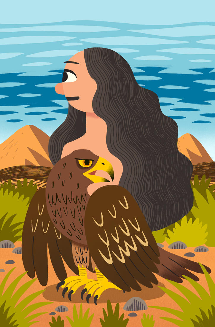 Hawk by Teagle