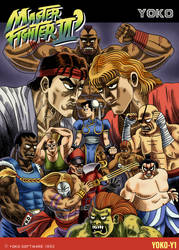 Master Fighter VI' by Teagle