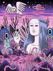 Dreamworld - Billie Eilish X Adobe by Teagle