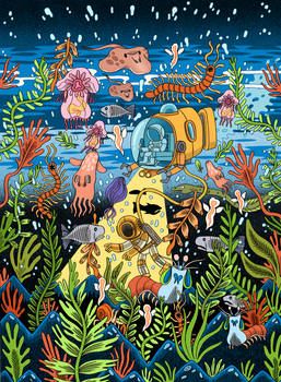 Eyeyah Magazine - Deep Sea