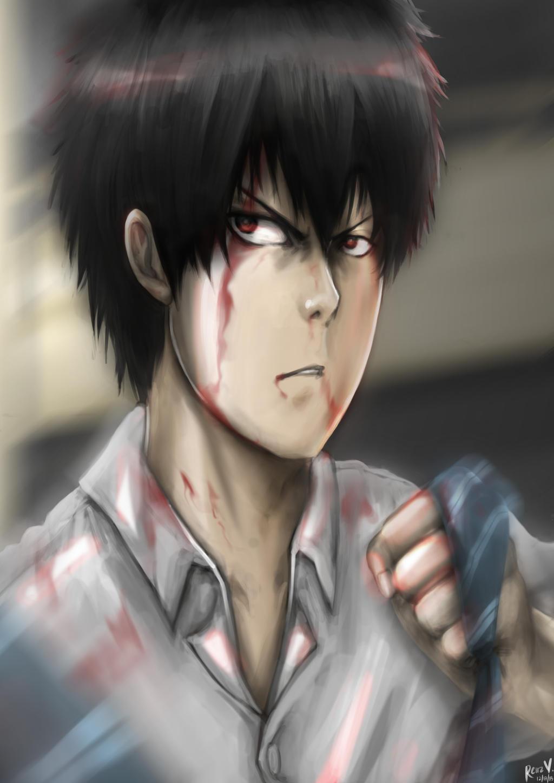 One Punch Man - Saitama (before training) by abysskai on ...