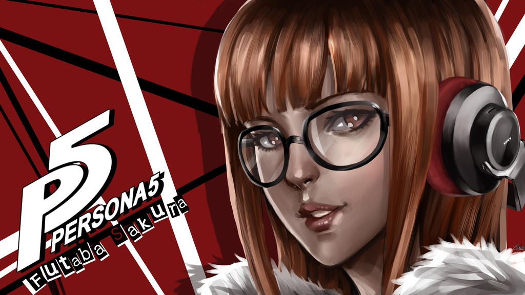Futaba Sakura (Persona 5) by abysskai