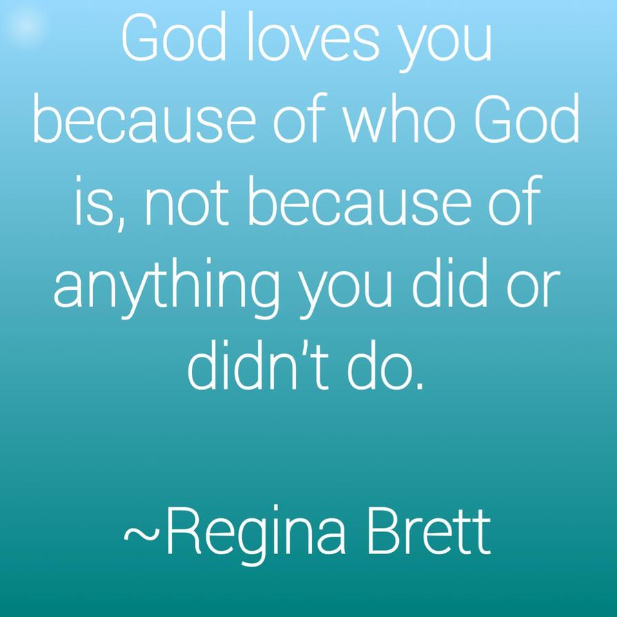 God Loves You by ChristianPony99