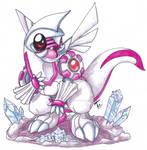 Chibi Pokemon - Palkia