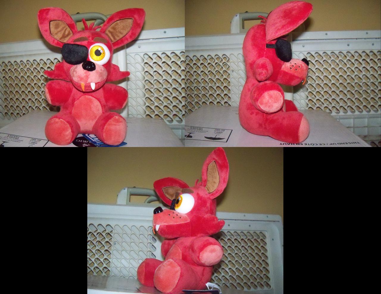 Other 2015 2016 taylortrap622 foxy plush plushie fnaf fnaf2