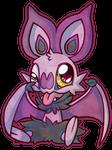 Chibi Pokemon - Noibat