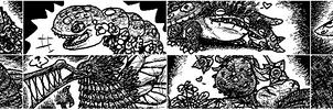 Miiverse Drawing - Pikmin 3 Bosses