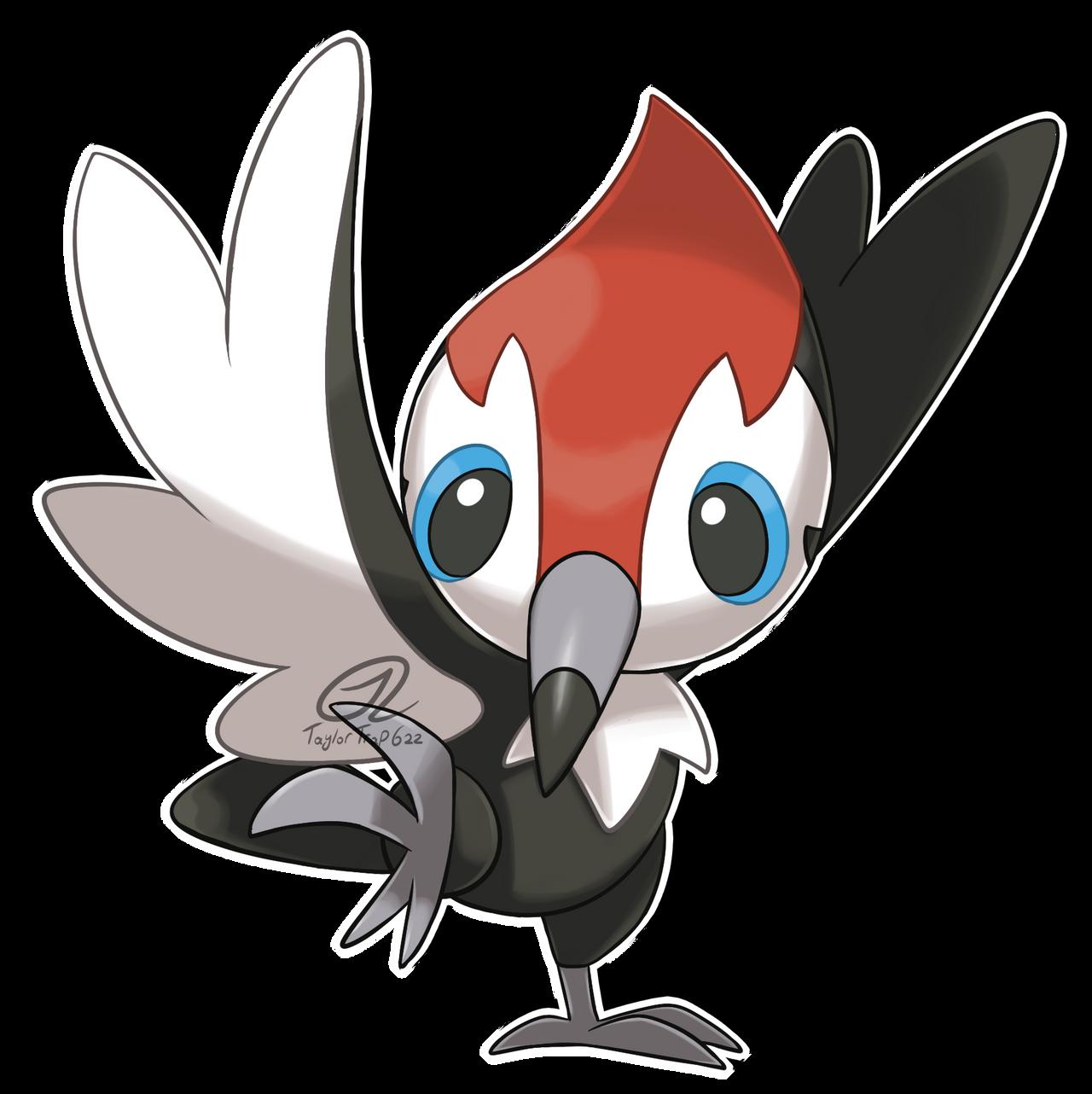 Pokemon Fan Art Pikipek 621018352