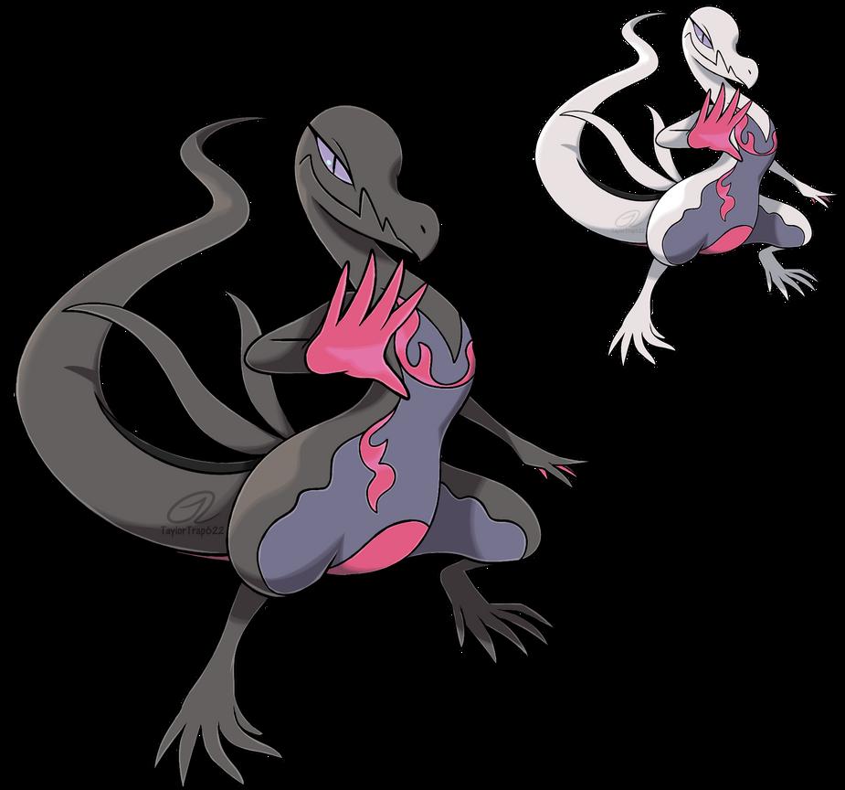 Pokemon Fan Art Salazzle 669142195