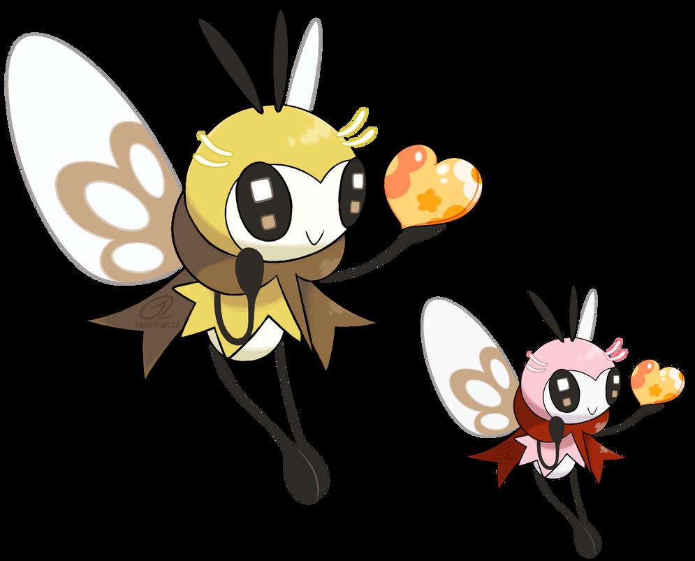 Pokemon Fan Art Ribombee 669265873
