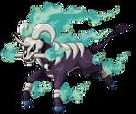 Pokemon Fusion - Marapidoom