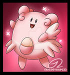 Particularly Normal Collab - Shiny Blissey