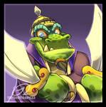 Crash Bandicoot Fanart - Komodo Moe