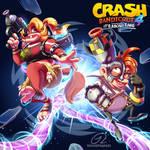 Crash 4 - Taylor and N. Gin