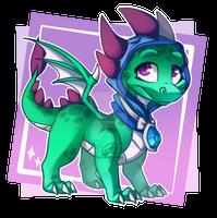 Request - Kira the Dragon