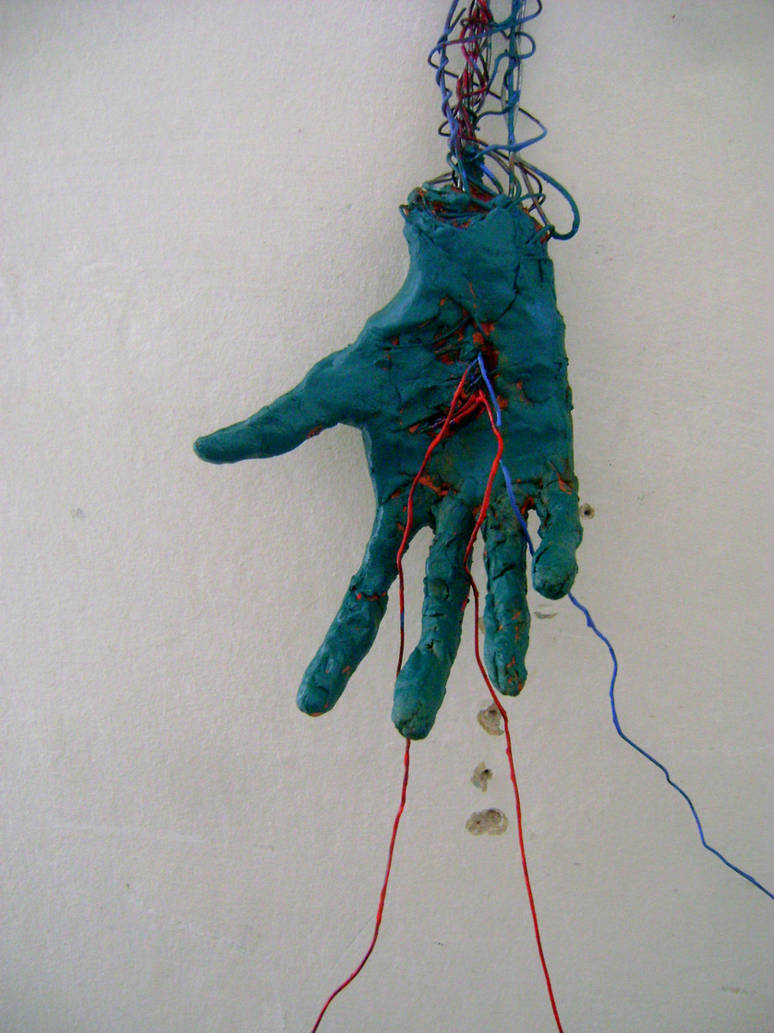 .blue veins