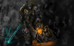 Black Templar by Shamblin85