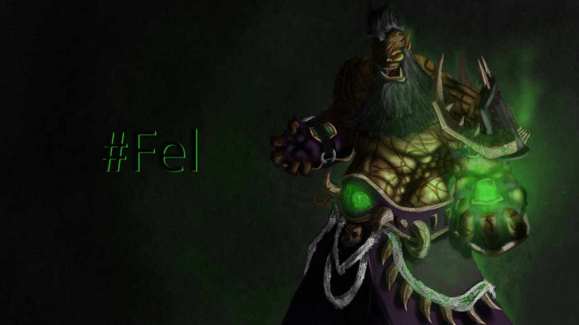 Hashtag Fel by Shamblin85