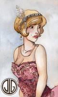 Gatsby fanart
