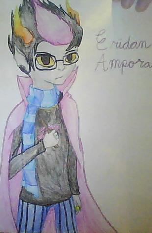 Eridan Ampora by NoClueSoItsSyrria