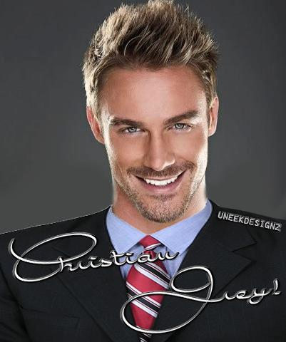 jessie pavelka - christian grey - morph 3 by yotoots